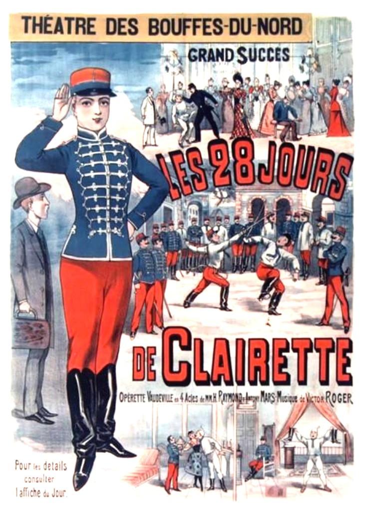 18b 28 jours de Clairette