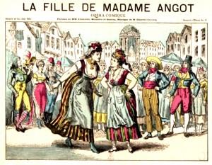 La Fille de Madame Angot
