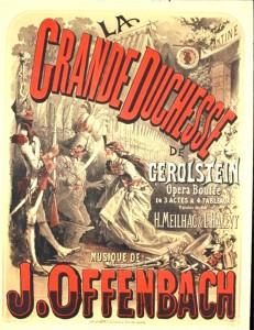 La Grande Duchesse de Gerolstein