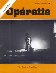 Opérette - numéro 53