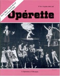 Opérette - numéro 56