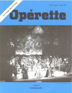 Opérette - numéro 59