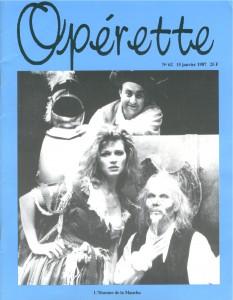 Opérette - numéro 62