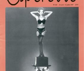Opérette - numéro 63