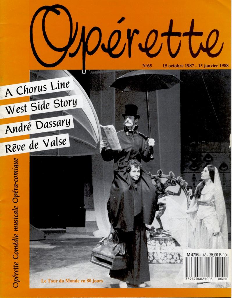 Opérette - numéro 65
