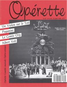 Opérette - numéro 67
