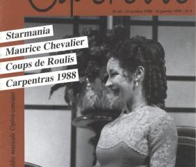 Opérette - numéro 69