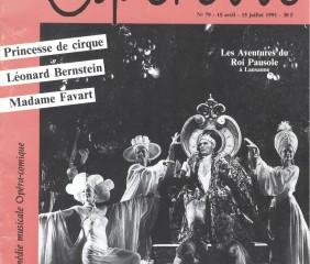 Opérette - numéro 79