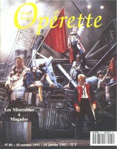 Opérette - numéro 81