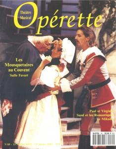 Opérette - numéro 85