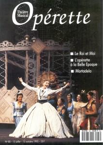 Opérette - numéro 88