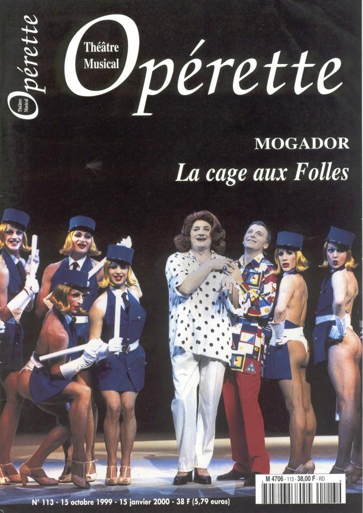 Opérette - numéro 113