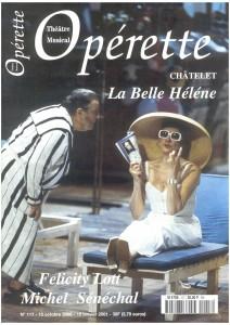 Opérette - numéro 117