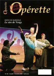 Opérette - numéro 124
