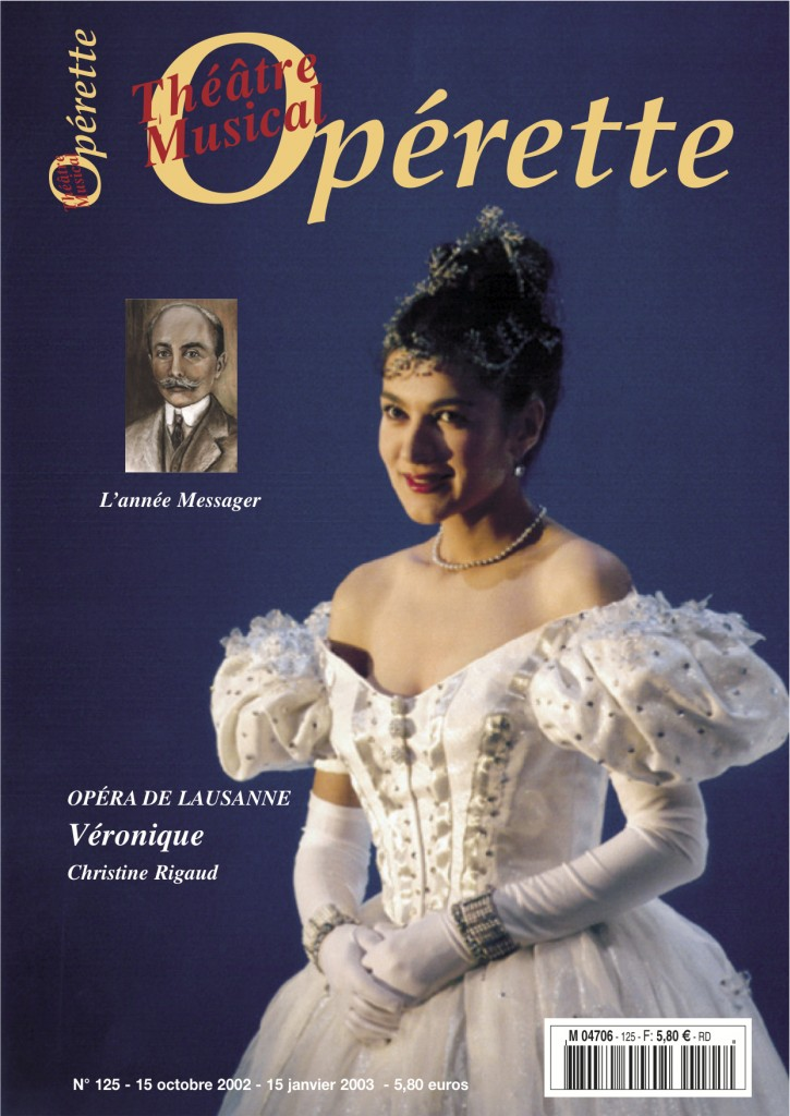 Opérette - numéro 125