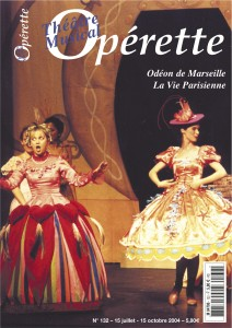 Opérette - numéro 132