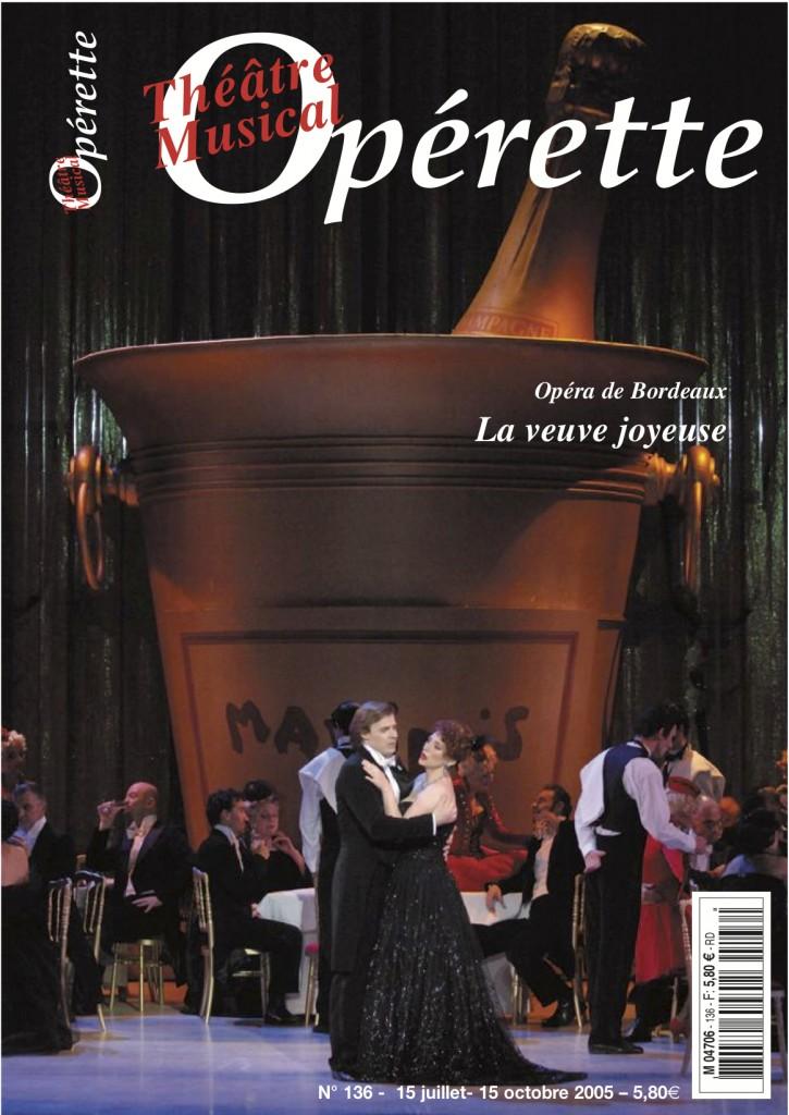 Opérette - numéro 136