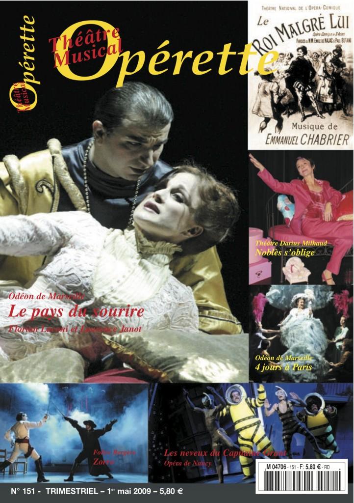 Opérette - numéro 1514