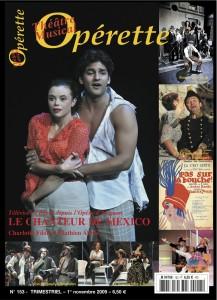 Opérette - numéro 153