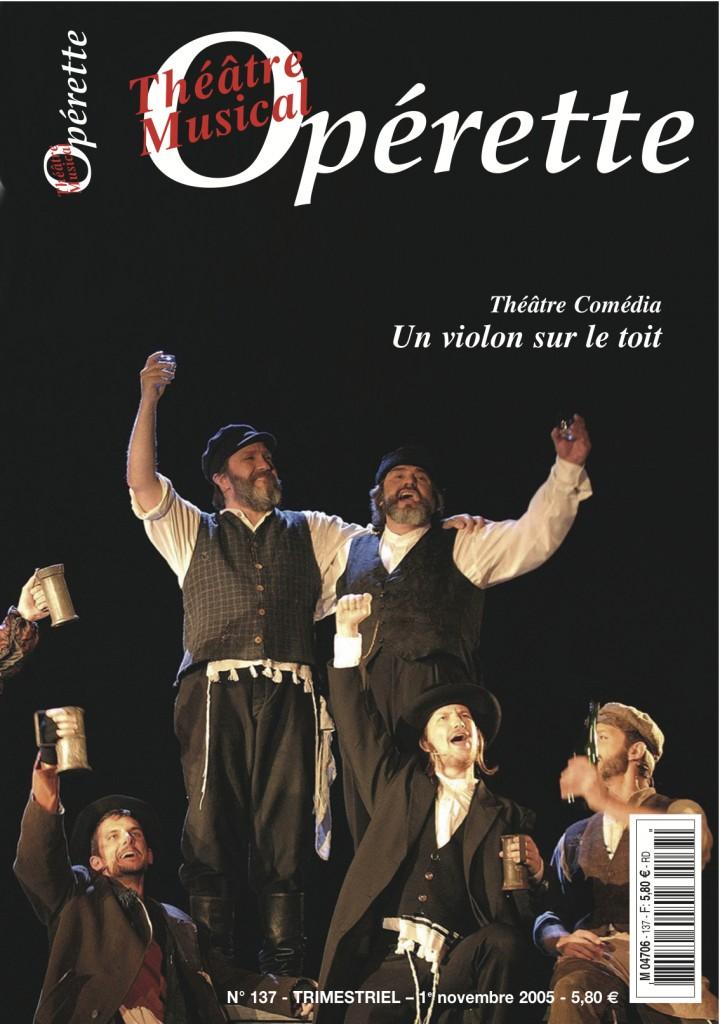 Opérette - numéro 137