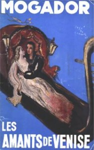 Affiche d'une Opérette dans votre magazine musical