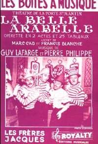La Belle Arabelle