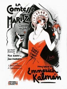 La Comtesse Maritza