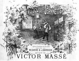 Noces de Jeannette