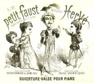 Petit Faust 1