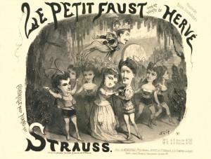 Petit Faust 2 quadrille