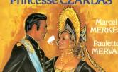 Princesse Czardas : Affiche