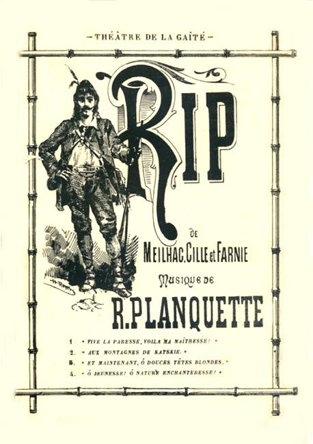 Rip, l'opéra-comique en affiche