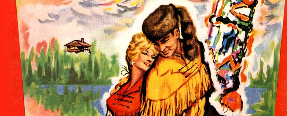 Extrait de l'Affiche de l'Opérette Rose-Marie