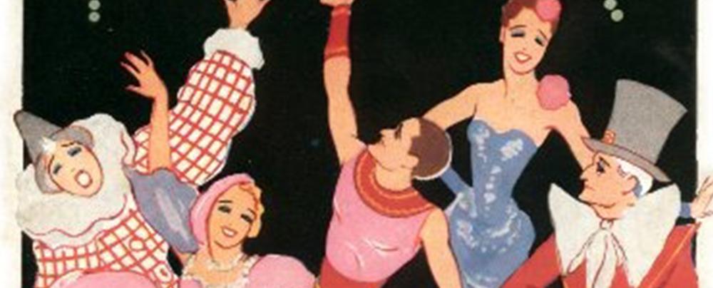 Opéra-Comique : Les Saltimbanques