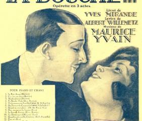 Maurice Yvain : Ta bouche
