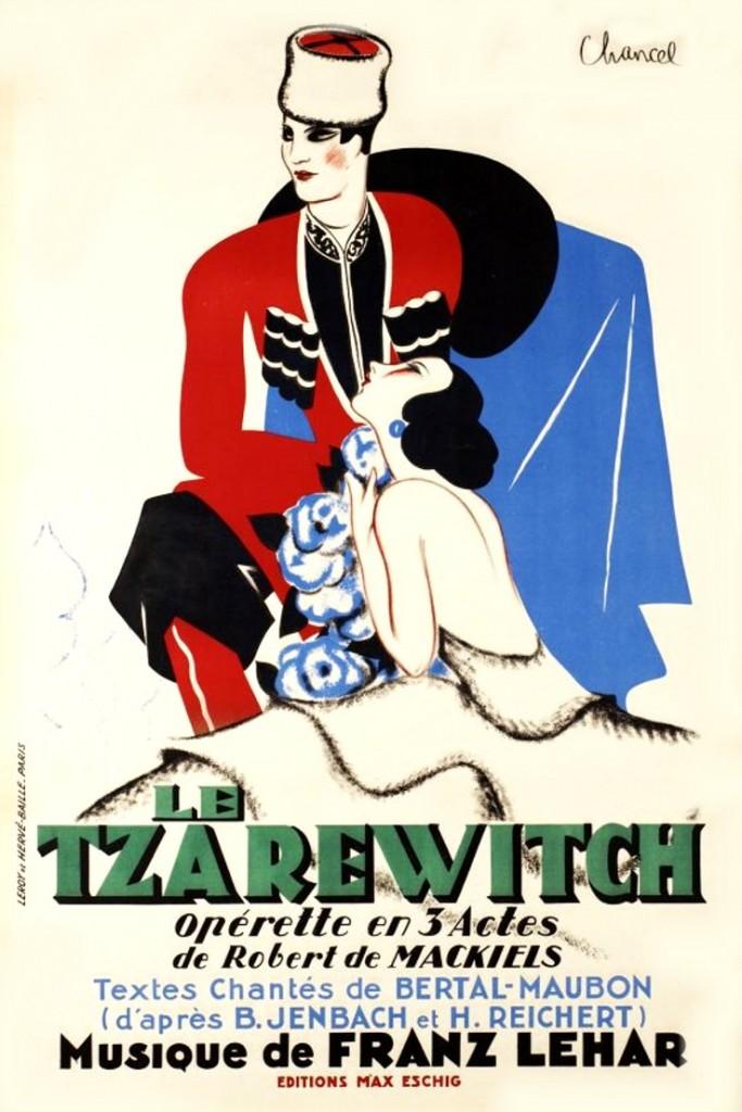 Le Tzarévitch par Opérette - Théâtre Musical