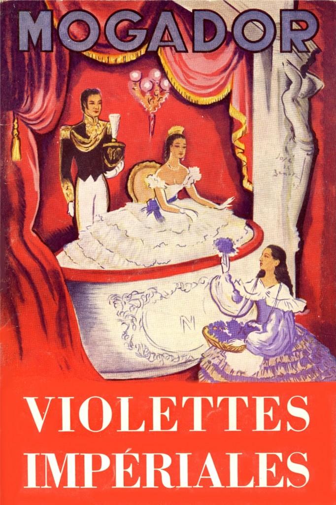 Opérette - Théâtre Musical vous présente Violettes Impériales