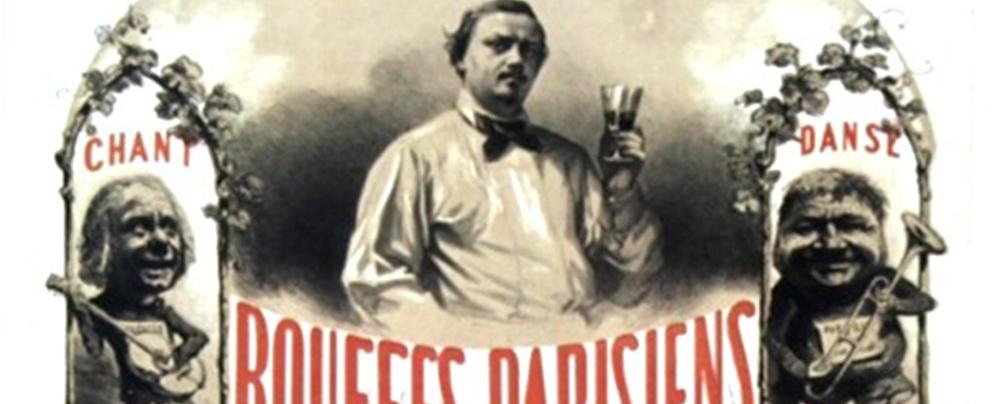 Jacques Offenbach a composé Une Nuit Blanche