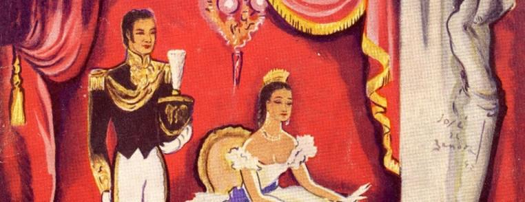 Violettes Impériale est dans votre revue musicale