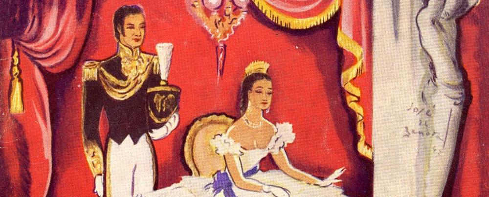 Violettes Impériales de Vincent Scotto