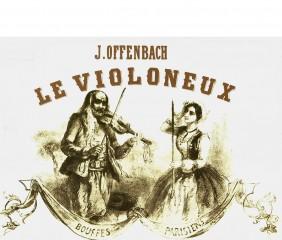Affiche de l'Opérette Le Violoneux