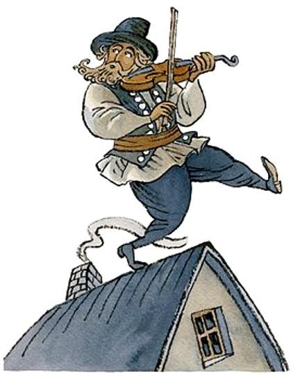 Un Violon sur le Toit, une comédie musicale de Jerry Bock