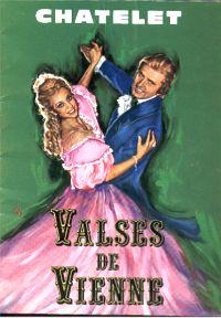 Valses de Vienne, une opérette de Johann Strauss I et II