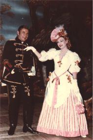 Vienne Chante et danse interprété par Marcel Merkès & Paulette Merval
