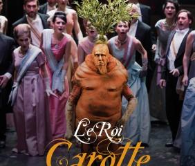 Le Roi Carotte d'Offenbach fait la une d'Opérette