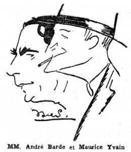 Barde et Yvain