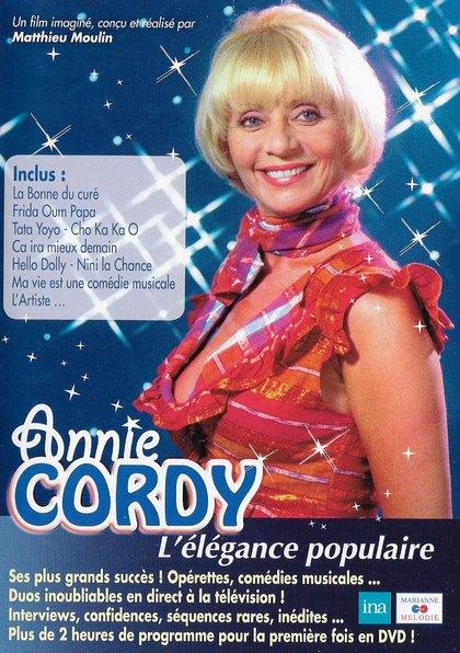 Annie Cordy DVD
