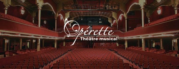 Operette theatre musical photo bandeau