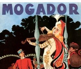 Affiche du Mogador pour Rêve de Valse