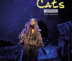 Couverture du n°177 Prisca Demarez au Mogador pour Cats
